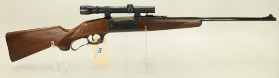 Lot #684 -Savage99F Lever Action Carbine Rifle