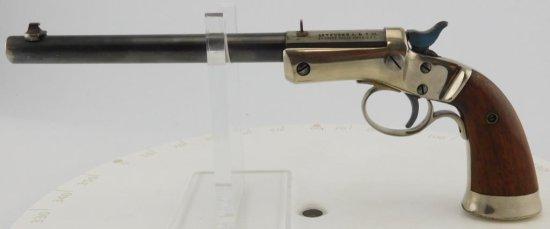 Lot #714 -Stevens No. 35 Target Pistol