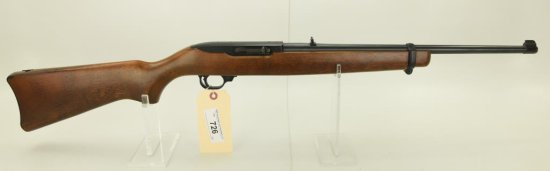 Lot #726 - Ruger 10/22 Semi Auto Rifle