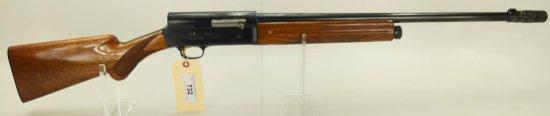 Lot #732 -Browning A-5, Light 12 SA Shotgun