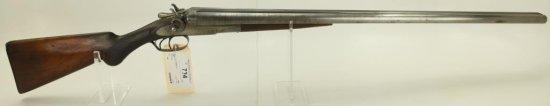 Lot #734 -Remington 1889 SxS Shotgun