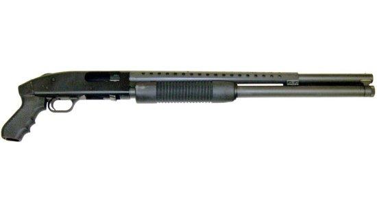 Lot #737 -Mossberg 500 Pump Shotgun