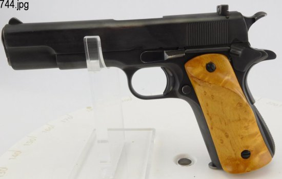 Lot #744 -ColtACE 1911 Style SA Pistol