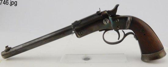 Lot #746 -Stevens Mdl 35 Target Pistol