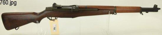 Lot #760 -Us Springfield ArmoryM1 Garand Rifle