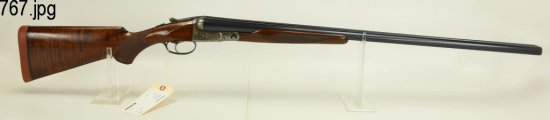 Lot #767 - Parker Bros PH Grade SBS Shotgun