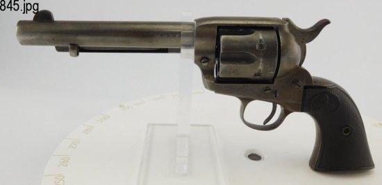 Lot #845 -ColtSA Army Revolver 1st Gen