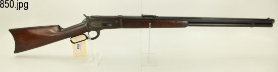 Lot #850 - Winchester Mdl 1886 Lever Action Rifle