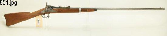 Lot #851 -US Springfield1866 Trapdoor Rifle