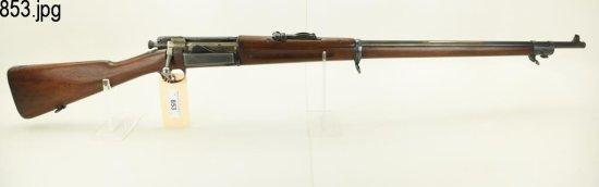 Lot #853 -US Springfield 1898 Krag Carbine