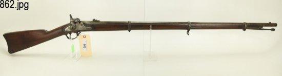 Lot #862 -US Springfield1863 T1 Musket