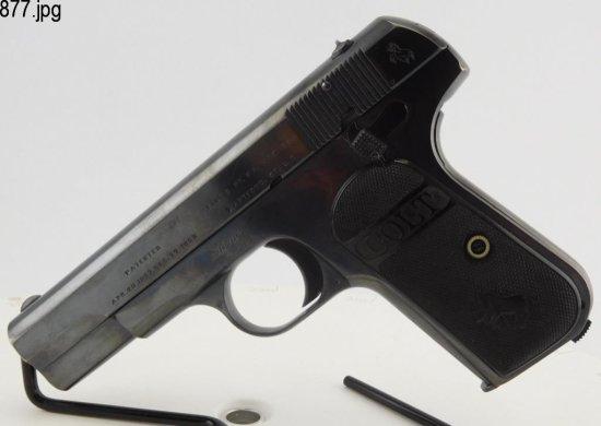 Lot #877 -ColtPocket Mdl M, Type 3