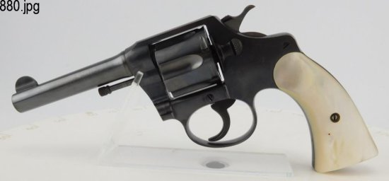 Lot #880 -Colt Police Positive, 2nd Issue