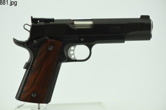 Lot #881 -Les Baer 1911 Premier SA Pistol