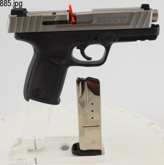 Lot #885 -S&W SD40VE S. Auto Pistol