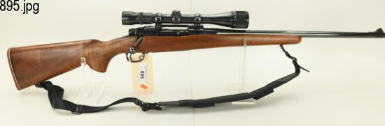 Lot #895 - Winchester  M70 BARifle