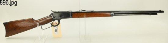Lot #896 -Winchester M1892 LA Rifle