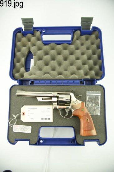 Lot #919 -S&W 27-9 DA Revolver