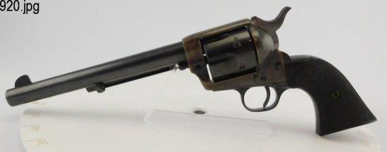 Lot #920 -Colt SA Army Revolver 2nd Gen