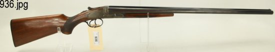 Lot #936 - LC Smith Fulton FW SxS Shotgun