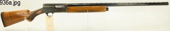 Lot #936A -BrowningA5 Magnum SA Shotgun