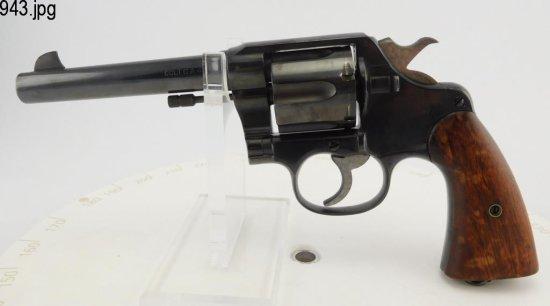 Lot #943 -Colt 1917 DA Revolver