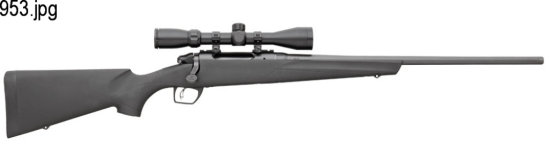 Lot #953 -Remington Mdl 783 Bolt Action Rifle (NIB)