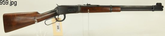 Lot #959 -Winchester Mdl 94F Lever Action Rifle