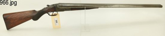 Lot #966 -American Arms SxS Hammerless Shotgun