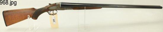 Lot #968 -L.C. Smith SxS Shotgun (Field Grade)