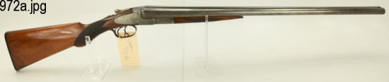 Lot #972A -L.C. Smith 00 Grade SxS Shotgun