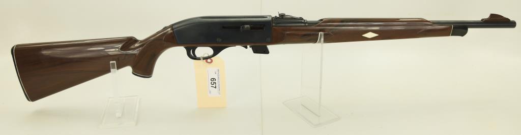 Lot #657 -Remington 10C(77) Nylon SA Rifle