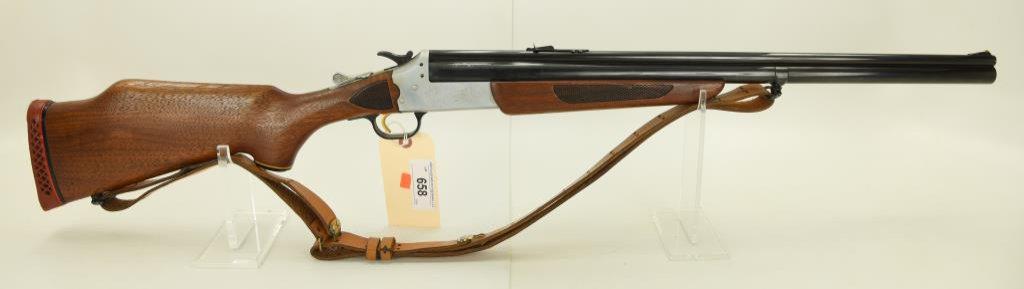 Lot #658 -Savage 24h-DL O/U Rifle-Shotgun