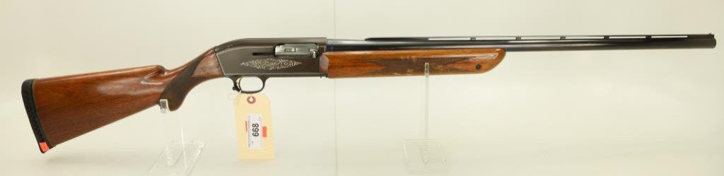 Lot #668 -BrowningTwentyweight SA Shotgun