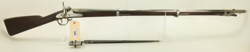 Lot #688 -US Springfield1842 Musket