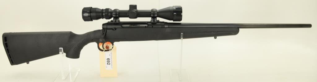 Lot #692 -SavageAXIS XP B. Action Rifle (NIB)