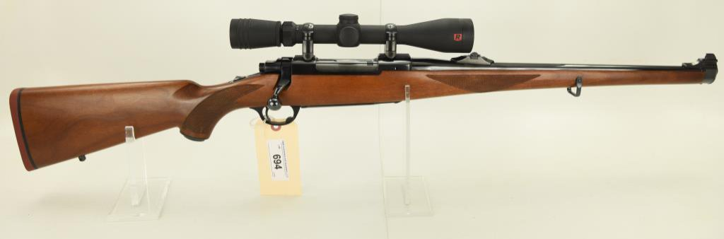 Lot #694 -RugerM77 RSI Bolt Action Rifle