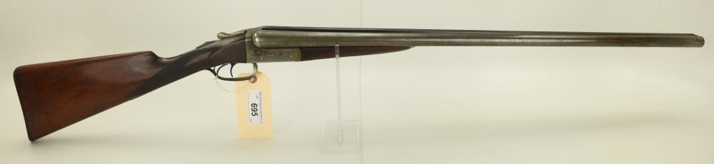 Lot #695 -Remington1894 Hammerless SxS