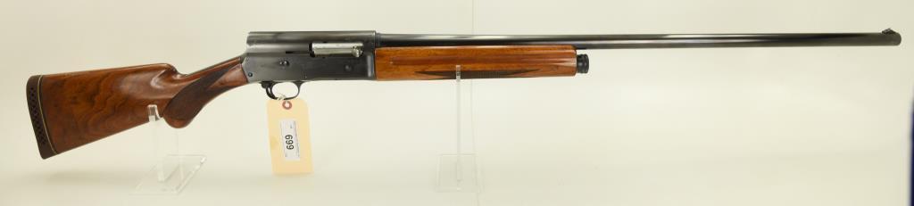 Lot #699 -Browning Auto 5 Mag. SA Shotgun
