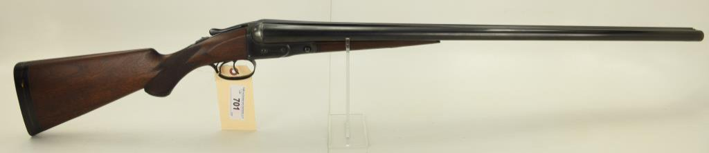 "Lot #701 - Parker Bros  ""V"" Grade SBS Shotgun"