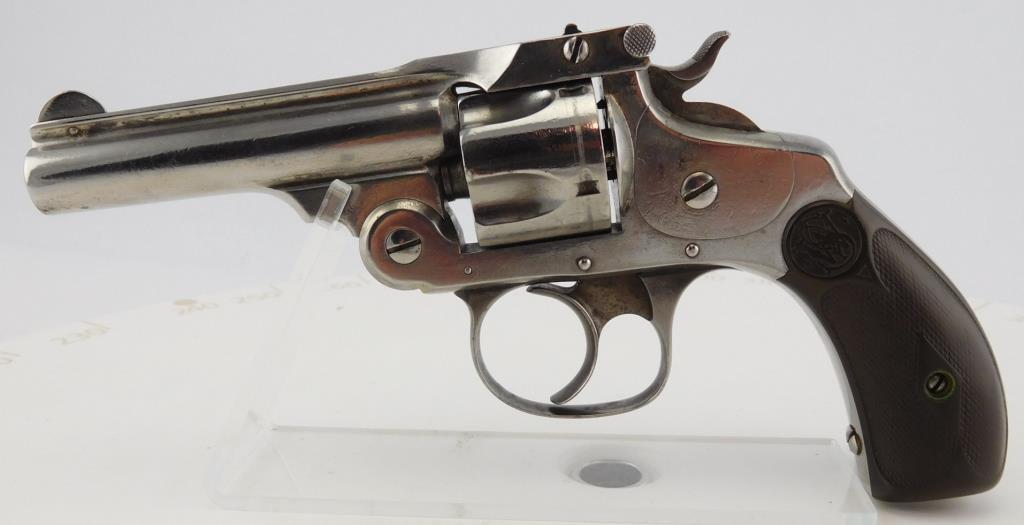 Lot #706 -S&W .32 DA 4th  Revolver