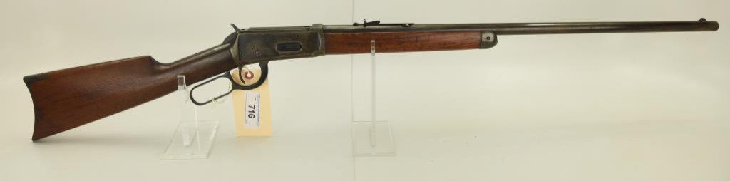 Lot #716 -Winchester 94 LA Rifle