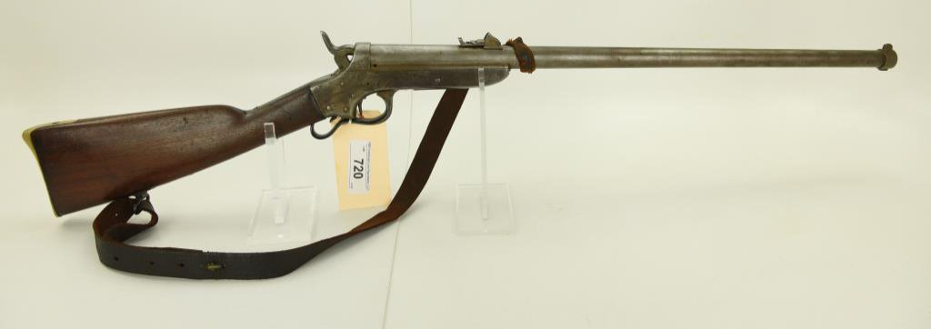 Lot #720 -Sharps & Hankins1862 Navy Carbine