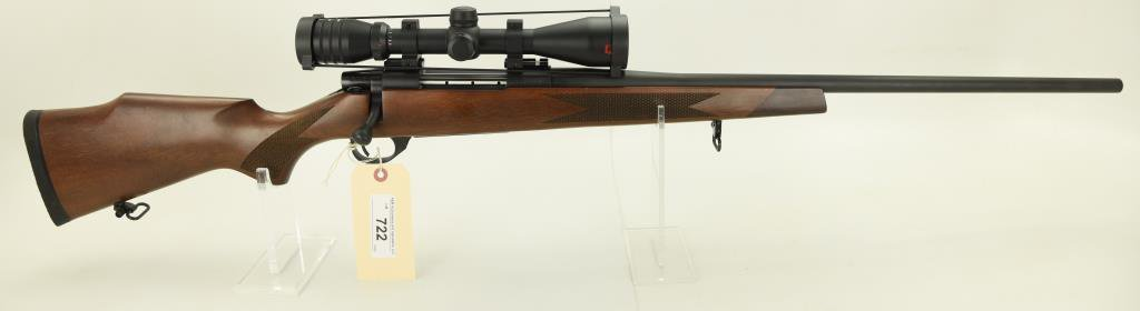 Lot #722 -WeatherbyVanguard Bolt Action rifle