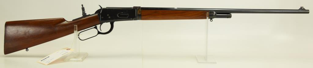 Lot #723 -Winchester55 L. Action Rifle