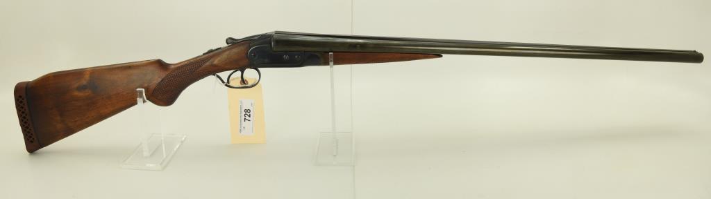 Lot #728 -IthacaFlues SxS Shotgun
