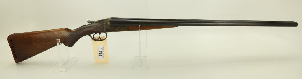 Lot #729 - Fox Sterlingworth SxS Shotgun