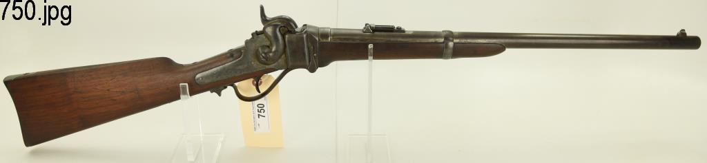 Lot #750 -SharpsNew 1863 W/Lawrence Pellet