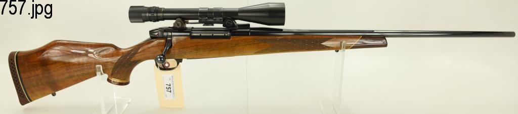 Lot #757 - Weatherby Mark V Deluxe BA Rifle