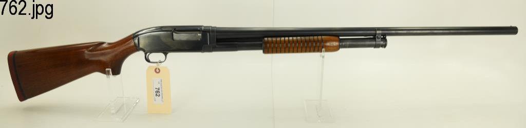 Lot #762 -Winchester12 Hvy Duck Pump Shotgun